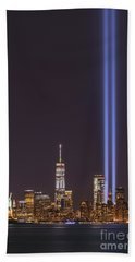 September 11th Memorial  Bath Towel