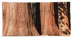 Sequoia Bath Towel by Muhie Kanawati