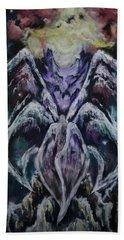 Seraph Bath Towel by Cheryl Pettigrew