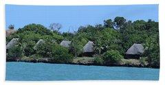 Serenity - Chale Island Kenya Africa Hand Towel