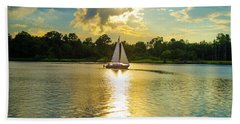 Serenity  Hand Towel by Mary Ward