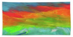 Serenity Sunrise  Hand Towel