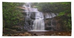 Setrock Creek Falls  Bath Towel
