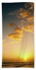 Setting Sun Bath Towel