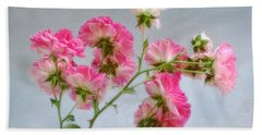 Seven Sisters Roses Hand Towel