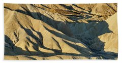 Bath Towel featuring the photograph Shadow Delight by Leda Robertson