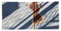 Shadow On Seam Hand Towel
