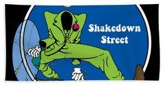 Shakedown Street Bath Towel
