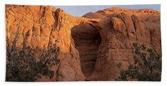Shakespeare Arch Kodachrome State Park Utah Bath Towel