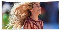 Shakira Brazil Hand Towel