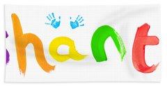 Shanti Hand Towel