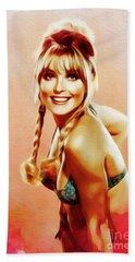 Sharon Tate, Vintage Actress Hand Towel