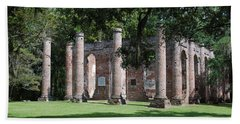 Sheldon Church 1 Hand Towel by Gordon Mooneyhan