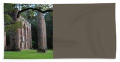 Sheldon Church 5 Hand Towel by Gordon Mooneyhan