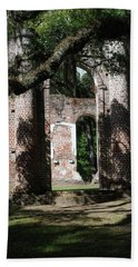 Sheldon Church 9 Hand Towel by Gordon Mooneyhan