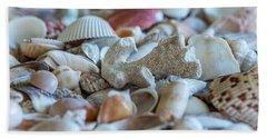 Shell Ocean Hand Towel