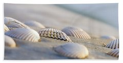Shells  Bath Towel