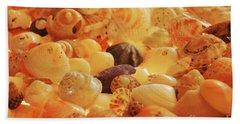 Shells Xvii Hand Towel by Cassandra Buckley