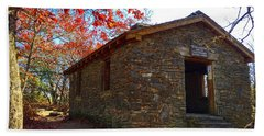Blood Mountain Shelter Hand Towel