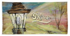 Shine Hand Towel