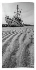 Shipwreck Provincetown Hand Towel