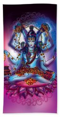 Shiva Abhishek  Hand Towel