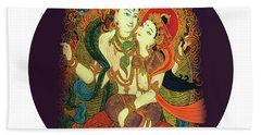 Shiva Shakti Hand Towel