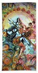 Shiva Shakti Bath Towel