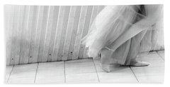 Shoes #6334 Bath Towel