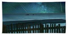 Shooting Stars Hand Towel
