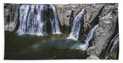Shoshone Falls Idaho Bath Towel