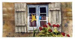 Shutters Bath Towel
