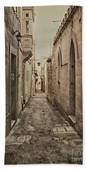 Side Street Malta Hand Towel