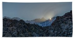 Sierra Sun Burst Bath Towel