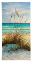 Siesta Key Beach Dunes  Hand Towel