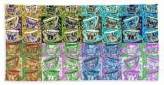 Silberzweig - Sugar Skull Cafe Cups - Hand Towel