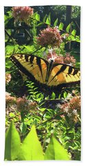Silence Of Nature Hand Towel