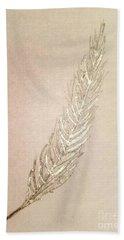 Silver Phoenix Hand Towel