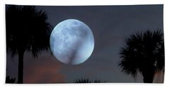 Silver Sky Ball Bath Towel