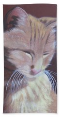 Simba, Best Cat. Bath Towel
