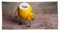 Simple Things 12 Hand Towel by Nailia Schwarz