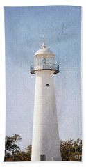 Simply Lighthouse Hand Towel