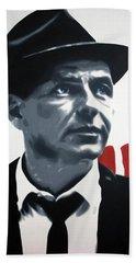 Sinatra Hand Towel