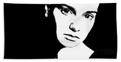Sinead O'connor Collection - 1 Hand Towel