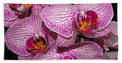 Singapore Orchid Hand Towel