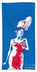 Singer Art Hand Towel