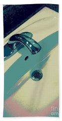 Sink Hand Towel by Linda Bianic