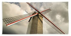 Sint Janshuismolen Windmill 2 Bath Towel