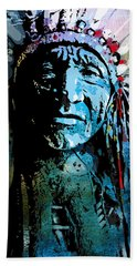 Sioux Chief Hand Towel