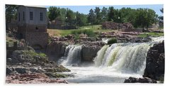 Sioux Falls Bath Towel